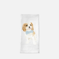 watercolor-cavalier-towel-The-Welcoming-District