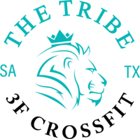 The Tribe 3F Crossfit Logo Variation COLOR PNG
