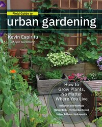Field Guid to Urban Gardening book