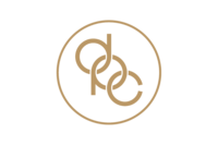 dpc circle monogram no background