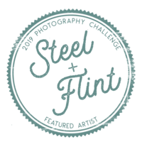 steel & flint logo