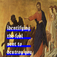 Identifying the fool