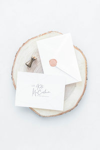 Free Invitation Card & Envelope