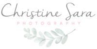 Christine Sara's Love & Lace Intimate Photography logo