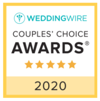 weddingwire couple choice awards 2020