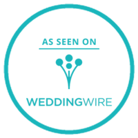 WeddingWire Badge