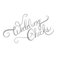 Wedding chicks logo for featured weddings