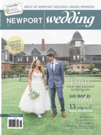 Best Wedding Photographer Newport Magazine
