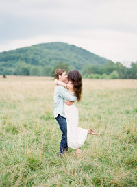Big Spring Farm Engagement-0220
