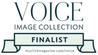 VOICE Finalist- BADGE- green