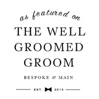 well groomed groom