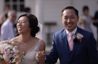 Toronto Wedding videographer fun