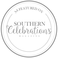 Christa O'Brien Photography featured on Southern Celebrations