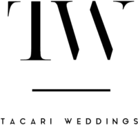 tacari weddings logo