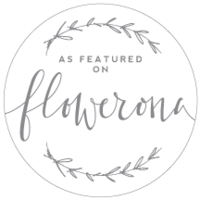 Flowerona+Badge