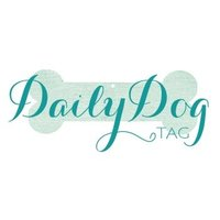 Daily Dog Tag square logo