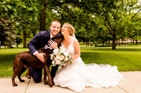 Caitlin and Luke Photography Wedding Engagement Luxury Illinois Destination Colorful Bright Joyful Cheerful Photographer 42781