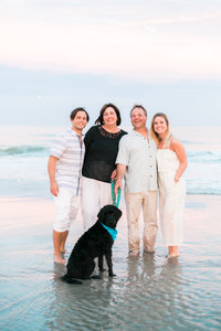 Magdalena Studios - Beach Family Photographer in Ocean City New Jersey NJ2