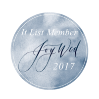 Joy Wed Badge- It List 2017