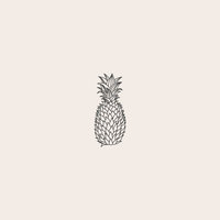 accent pineapple