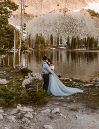Wyoming Elopement