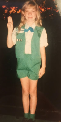 Amy girl scout