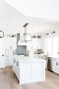 equestrian kitchen 1