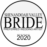 Shenandoah Valley Bride 2020 Artist Badge No Background 1000