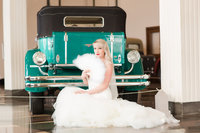 Bride portrait by Fort Wayne Wedding Photographer Simply Seeking Photograph