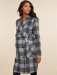 motherhood maternity coat