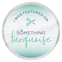 I_was_featured_somethingturquoise_badge