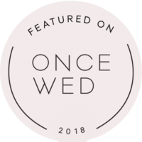 oncewed-badge