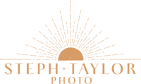 Steph+Taylor Primary Logos
