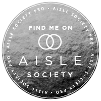 Aisle Society Logo Black and White