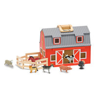 melissa and doug barn