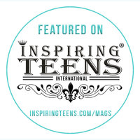 Badge - Inspiring Teens Mag