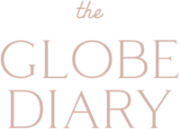 The Globe Diary by Leigh Dorkin - Custom Brand and Showit Web Design by With Grace and Gold - Showit Theme, Showit Themes, Showit Template, Showit Templates, Showit Design, Showit Designer - 7