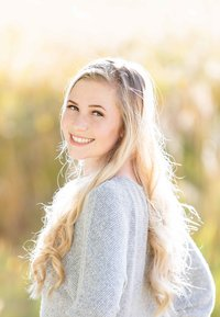 senior portraits in Telluride | Lisa Marie Wright Photography