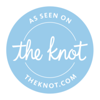 Atlanta Wedding Photographer Christina Bingham The Knot  Badge