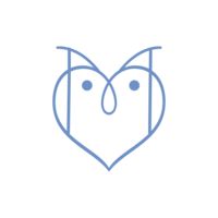 Blue owl icon