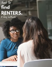 8 Ways to Find Renters