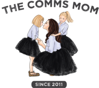 Comms Mom logo