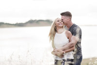 Sacramento Folsom Lake Tahoe Engagement Photography-5