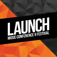 LAUNCH music conference fesitval logo