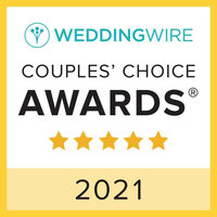2021 WeddingWire Badge