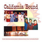California Bound Classroom Musical Album Cover