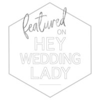 Akron Wedding Photographers featured on Hey wedding lady