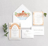 Watercolor-Wedding-Invitations---Ca-dZan-Tampa-Illustration