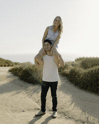 Haley & Tanner - San Diego Engagement Session - Tess Laureen Photography @tesslaureen - 7536
