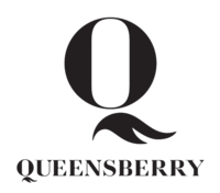 queensberry wedding albums logo